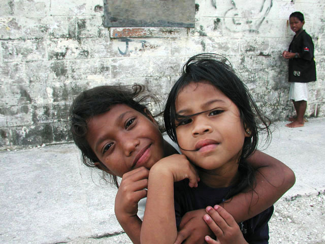 Marshall Islands Girls