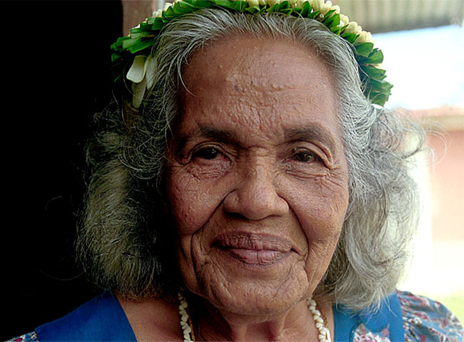 Mary Lanwi, Majuro, RMI, © Sue Rosoff, all rights reserved : The Marshall Islands : Sue Rosoff Photography